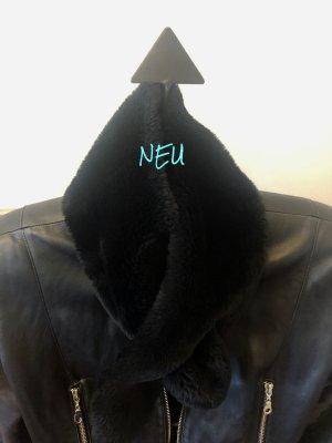 keine ahnung Casual Cravat black mixture fibre