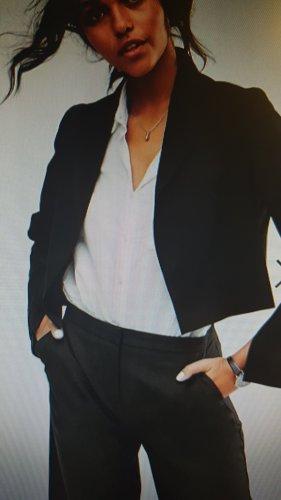 ASOS DESIGN Short Blazer black