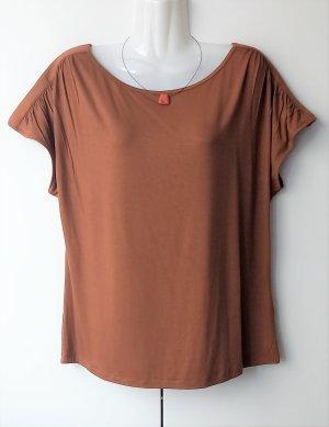 Viventy Basic Shirt brown