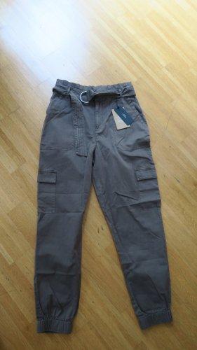 Vero Moda Pantalon cargo multicolore coton