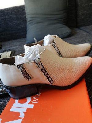 Neu Leder ankle boots, supedry