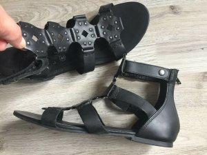 Neu Leder Sandalen