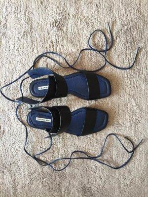 Neu Leder Sandalen von Calvin Klein Jeans
