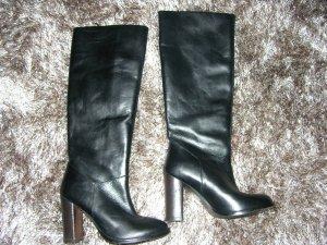 Akira Heel Boots black