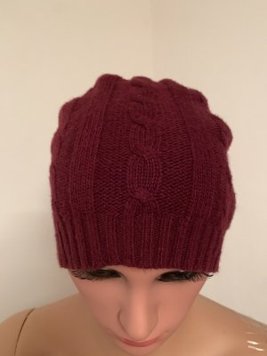 Lee Bonnet multicolore laine angora