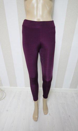 Leggings púrpura