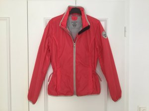 Napapijri Raincoat bright red polyamide