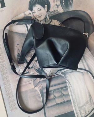 Loewe Shoulder Bag black leather