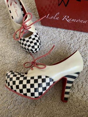 NEU: Lola Ramona 50ies Heels Gr.38