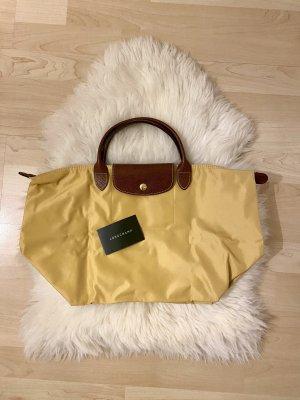 Neu Longchamp Le Pliage Original M | Senfgelb
