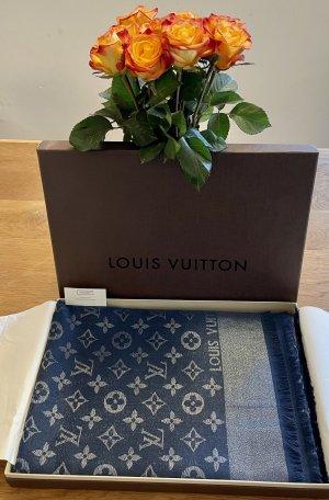Louis Vuitton Jedwabny szal Wielokolorowy