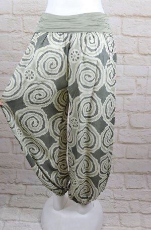 Colloseum Pantalone alla turca multicolore Viscosa
