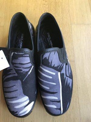 NEU Luxus Designer Dolce Gabbana DG Slip on Sneaker Schuhe 39