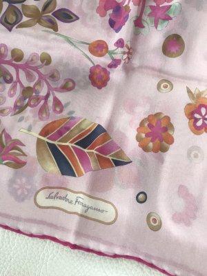 Salvatore ferragamo Silk Scarf multicolored silk
