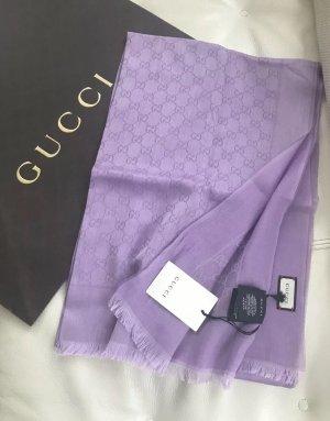 Gucci Écharpe d'été multicolore coton