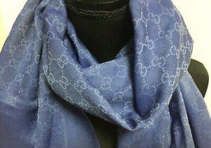 Gucci Chal veraniego azul oscuro-azul