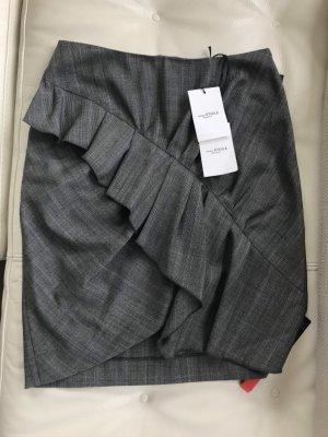 Isabel Marant Étoile Minigonna grigio-grigio scuro