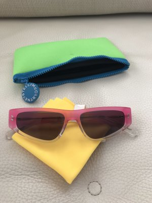 NEU Luxus Designer Stella McCartney Sonnenbrille Sunglasses m Etui Tasche