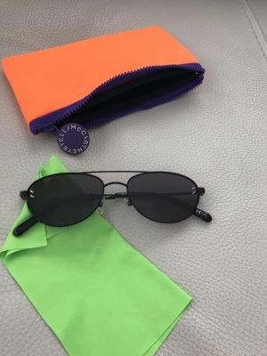 Stella McCartney Gafas de sol redondas negro