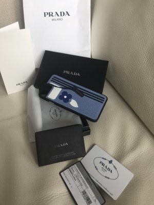 NEU Luxus Prada Milano iPhone 7 8 Hülle