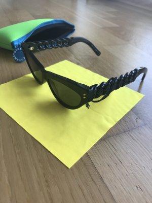 NEU Luxus Stella McCartney Chain Sunglasses Sonnenbrille M Etui Tasche