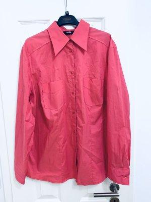 NEU m Etikett Damenoberteil/ Bluse/ Hemd in pink, langarm v Verse Gr. 48/ 4XL