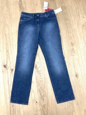 NEU m Etikett dunkelblaue Jeans v Gerry Weber Danny feminine Fit 38 / M regular