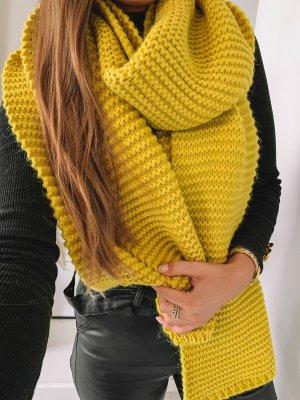stylelistic Bufanda de punto multicolor