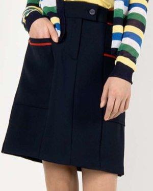 NEU Macey Skirt - Navy - Business Rock