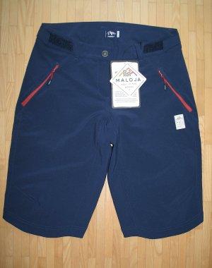 Maloja Sport Shorts dark blue