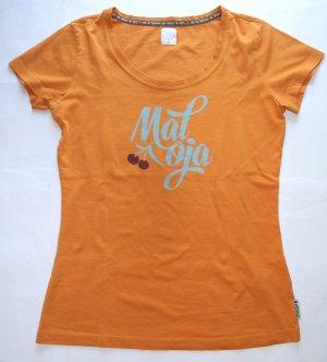 NEU Maloja T-Shirt JoanM mit Kirsche, Gr. S