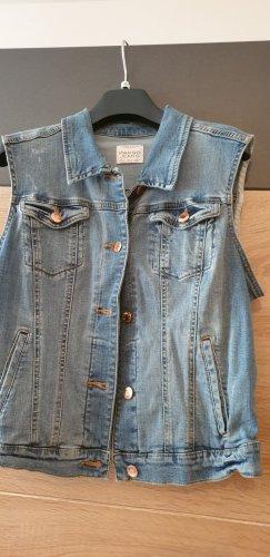 **Neu: MANGO Jeansweste Gr.38/M