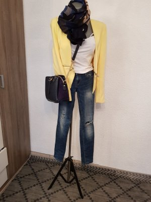 Be only Jeans a sigaretta sabbia-blu scuro