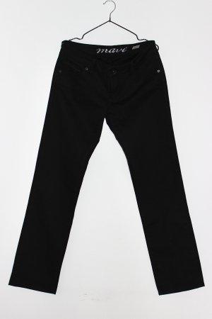 Mavi Jeans a gamba dritta nero