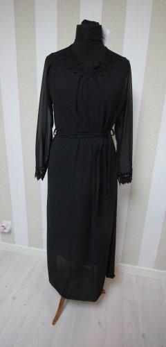 Sukienka maxi czarny