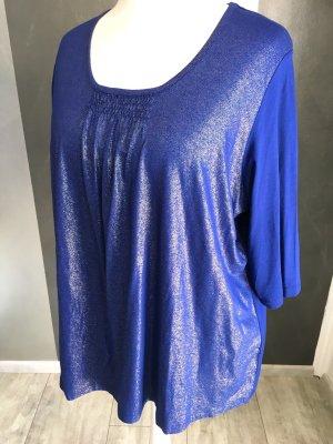 NEU Metallic Look Shirt Gr. 48/50