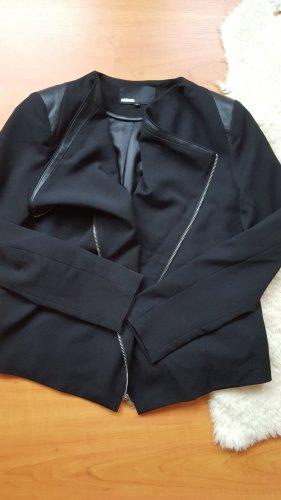 Minimum Jersey Blazer negro
