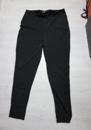Missguided Pantalone a vita alta nero
