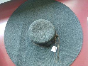 H&M Chapeau à larges bords noir