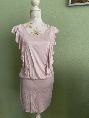 Neu mit Etikett * Kleid* Longshirt * rosé* H&M* Gr.M