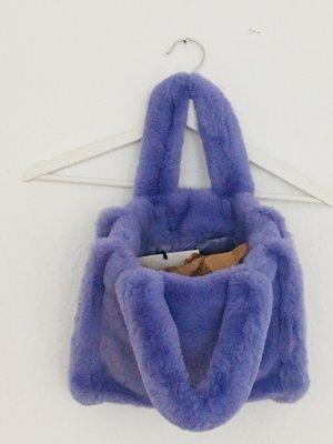 Neu mit Etikett- NP 149 Euro: Teddyfell Tasche, NEU, Handtasche, tote, faut fur, Stand Studio