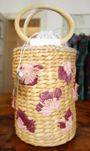 Gioseppo Basket Bag multicolored mixture fibre