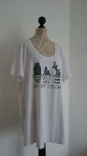 Angel of Style Camiseta estampada multicolor Algodón