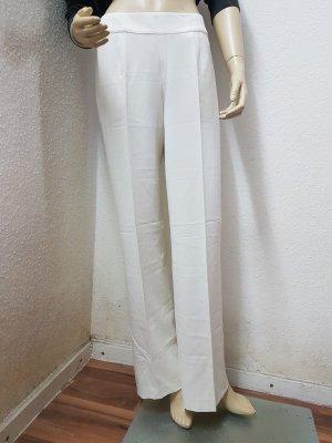 Together Pantalone jersey bianco-beige chiaro