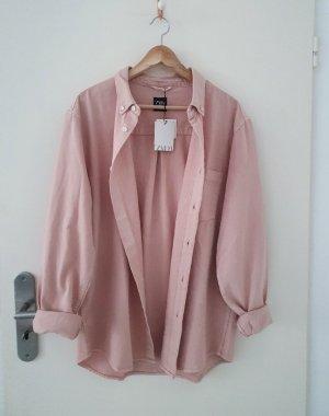 Neu mit Etikett: Zara Oversized Jacke