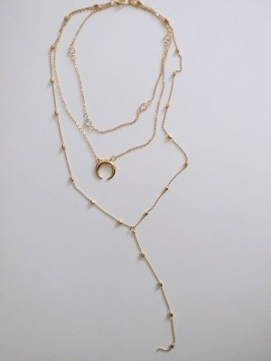Keine Marke Necklace gold-colored