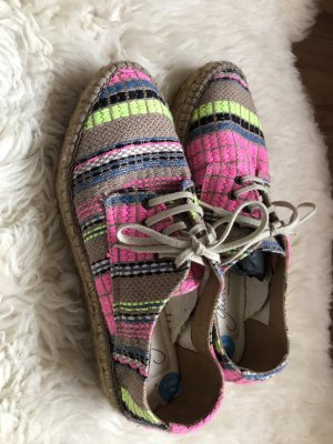 Neu Mokassins espadrille Schuhe
