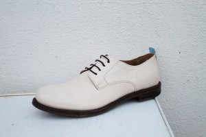 Moma Derby multicolored leather