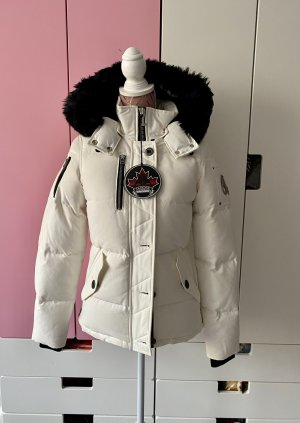 Mooseknuckles Down Jacket white