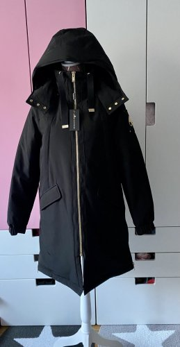 Mooseknuckles Parka nero